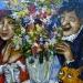 bouquet intime... 46x55